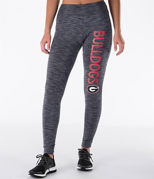 Women's College Concepts Georgia Bulldogs Latitude Leggings