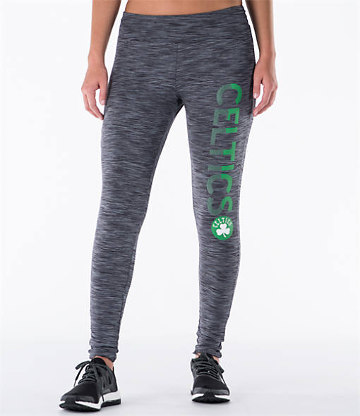 Women's College Concepts Boston Celtics NBA Latitude Leggings