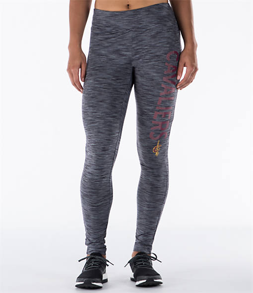 Women's College Concepts Cleveland Cavaliers NBA Latitude Leggings