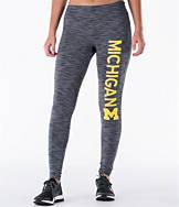 Women's College Concepts Michigan Wolverines Latitude Leggings