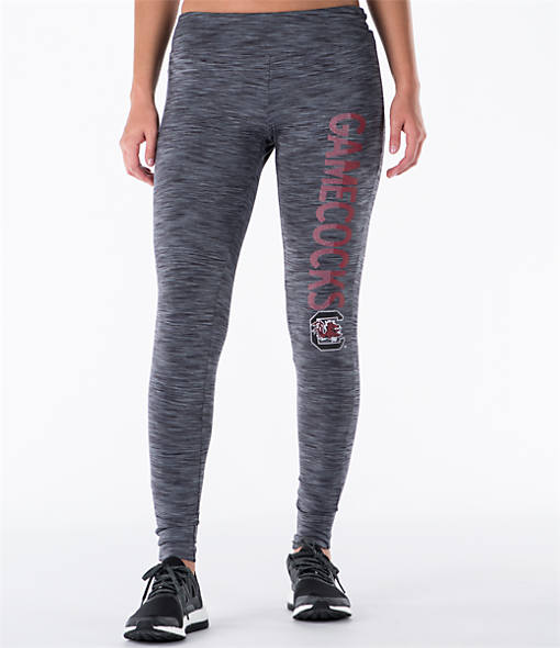 Women's College Concepts South Carolina Gamecocks Latitude Leggings