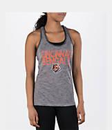 Women's College Concepts Cincinnati Bengals NFL Latitude Tank