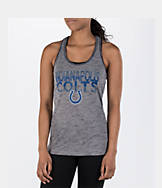 Women's College Concepts Indianapolis Colts NFL Latitude Tank