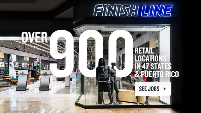 Finish Line Corporate Locations