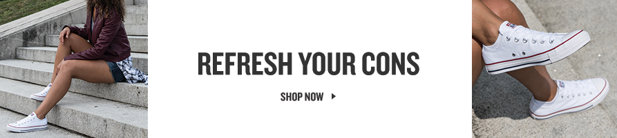 Refresh Your Cons. Shop Now.