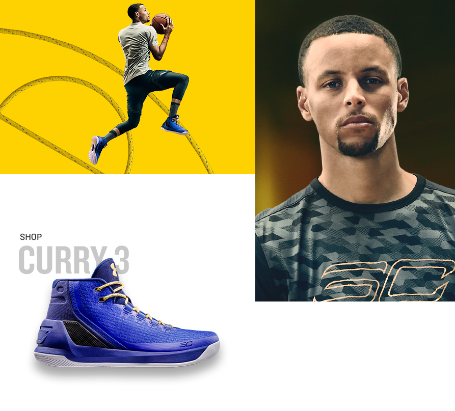 Curry 3. Shop Now.
