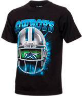 Kids' Nike Dallas Cowboys NFL Helmet T-Shirt