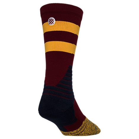Men's Stance Cleveland Cavaliers NBA Core Crew Basketball Socks