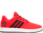 Boys' Grade School adidas D Rose Lakeshore Low Casual Shoes
