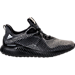 Right view of Women's adidas AlphaBounce HPC AMS Running Shoes in Black