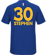 Men's adidas Golden State Warriors NBA Stephen Curry Dassler T-Shirt
