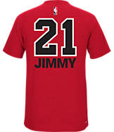 Men's adidas Chicago Bulls NBA Jimmy Butler Dassler T-Shirt