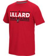 Men's adidas Portland Trail Blazers NBA Damian Lillard Dassler T-Shirt