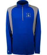 Men's Antigua Duke Blue Devils College Delta Quarter Zip Shirt