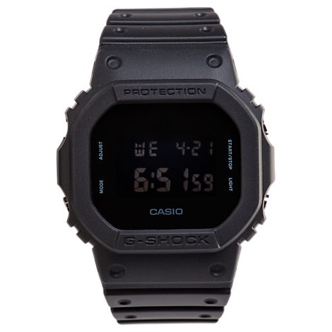 Casio G-Shock Blackout Digital Watch