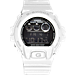 Front view of Casio G-Shock Tough Culture Watch in White