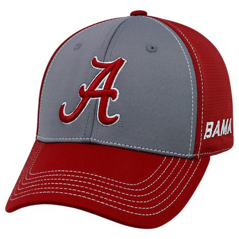 Top Of The World Alabama Crimson Tide College Dynamic Flex Fit Hat