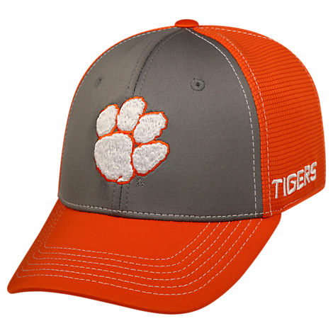 Top Of The World Clemson Tigers College Dynamic Flex Fit Hat