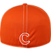 Back view of Top Of The World Clemson Tigers College Dynamic Flex Fit Hat in Team Colors