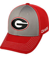 Top Of The World Georgia Bulldogs College Dynamic Flex Fit Hat