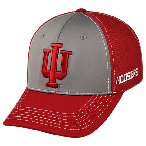 Top Of The World Indiana Hoosiers College Dynamic Flex Fit Hat