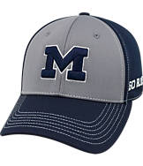 Top Of The World Michigan Wolverines College Dynamic Flex Fit Hat