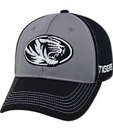 Top Of The World Missouri Tigers College Dynamic Flex Fit Hat