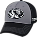 Front view of Top Of The World Missouri Tigers College Dynamic Flex Fit Hat in Team Colors