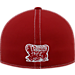 Back view of Top Of The World Oklahoma Sooners College Dynamic Flex Fit Hat in Team Colors