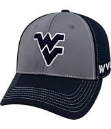 Top Of The World West Virginia Mountaineers College Dynamic Flex Fit Hat