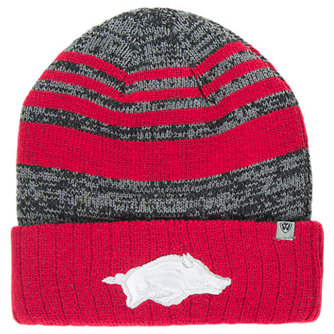Top of the World Arkansas Razorbacks College Echo Knit Hat