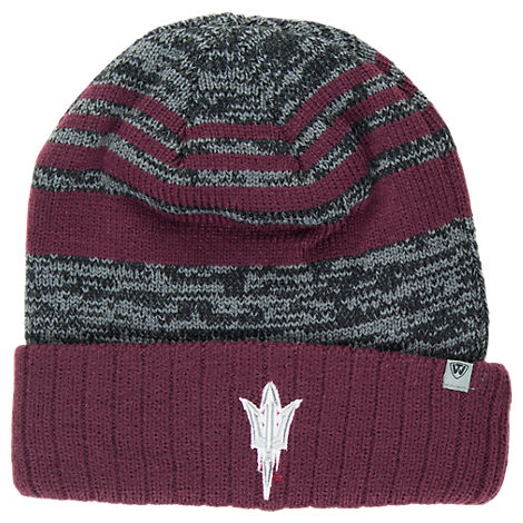 Top of the World Arizona State Sun Devils College Echo Knit Hat