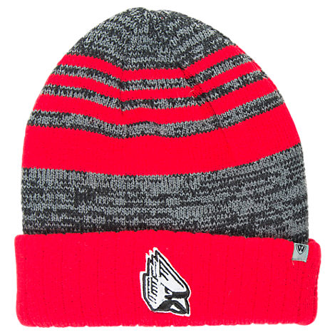 Top of the World Ball State Cardinals College Echo Knit Hat