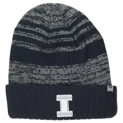 Top of the World Illinois Fighting Illini College Echo Knit Hat
