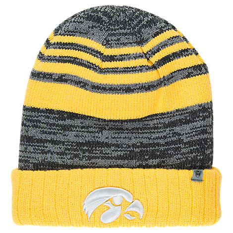Top of the World Iowa Hawkeyes College Echo Knit Hat