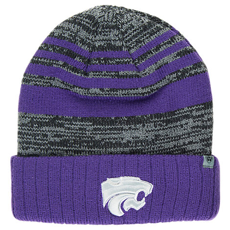 Top of the World Kansas State Wildcats College Echo Knit Hat