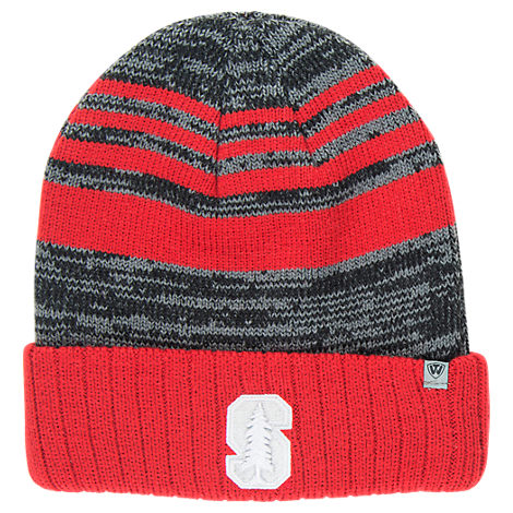 Top of the World Stanford Cardinals College Echo Knit Hat