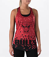 Women's College Concepts Chicago Bulls NBA Sublimated Tank