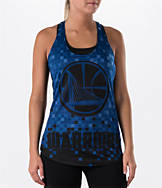 Women's College Concepts Golden State Warriors NBA Sublimated Tank