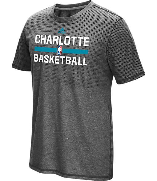 Men's adidas Charlotte Hornets NBA Aeroknit On-Court T-Shirt