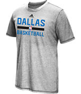 Men's adidas Dallas Mavericks NBA Aero On Court T-Shirt