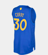 Men's adidas Golden State Warriors NBA Stephen Curry Christmas Jersey