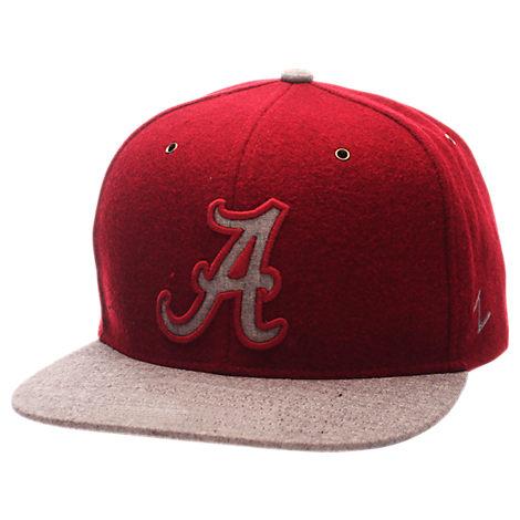 Zephyr Alabama Crimson Tide College Executive Snapback Hat