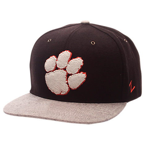 Zephyr Clemson Tigers College Executive Snapback Hat