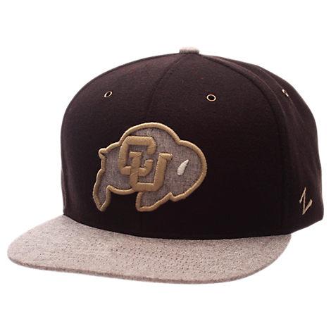 Zephyr Colorado Buffaloes College Executive Snapback Hat