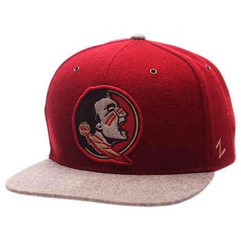 Zephyr Florida State Seminoles College Executive Snapback Hat