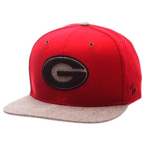 Zephyr Georgia Bulldogs College Executive Snapback Hat