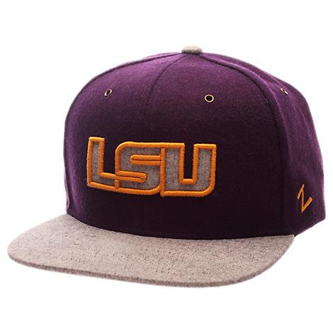 Zephyr LSU Tigers College Executive Snapback Hat