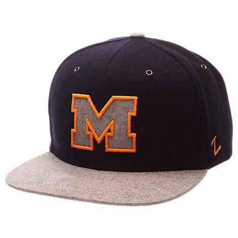Zephyr Michigan Wolverines College Executive Snapback Hat