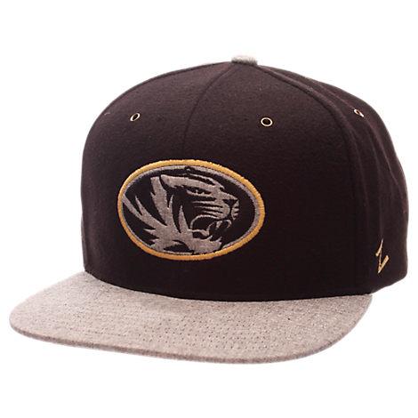 Zephyr Missouri Tigers College Executive Snapback Hat